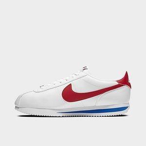 Nike Classic Cortez White/Varsity Red Shoe